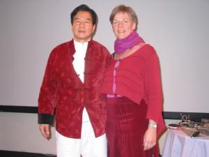 Samen met Mantak Chia